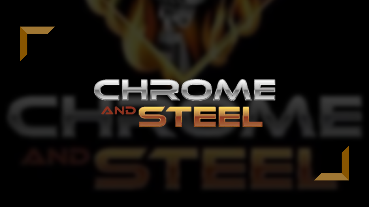 Chrome and Steel Radio Relaunch