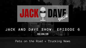 Jack and Dave Show Episode 6 - Dogs on the Road | Chrome and Steel Radio
