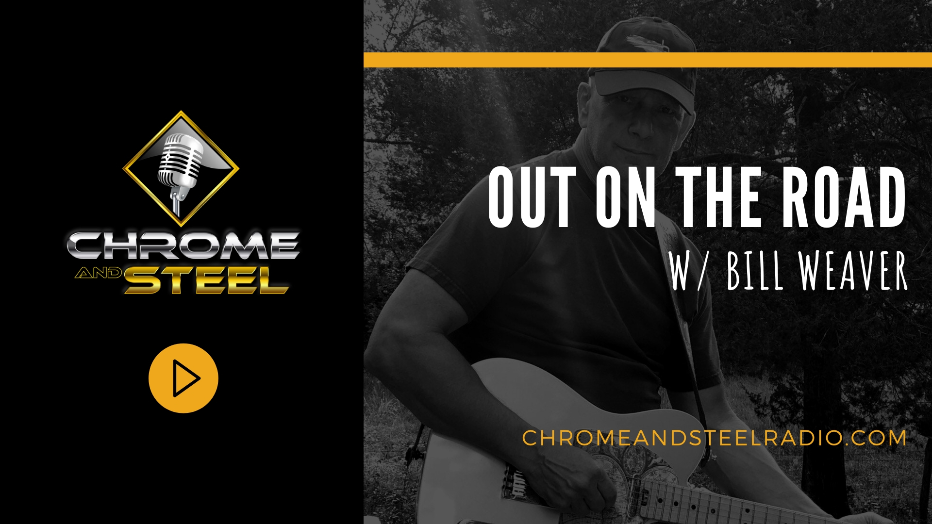 Out on the Road - Bill Weaver
