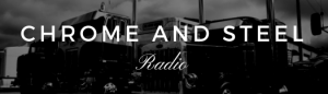 Chrome and Steel Radio Banner