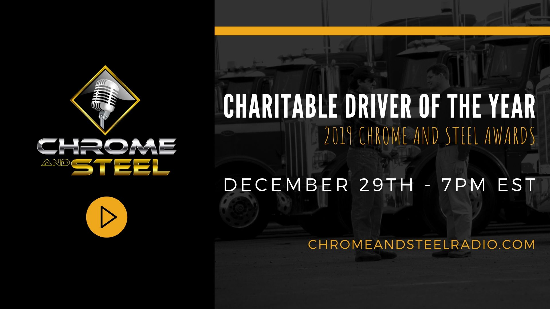 Charitable Driver of the Year
